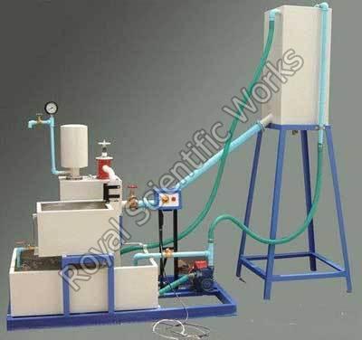 Laboratory Fluid Machine