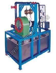 Laboratory Hydraulic Machine