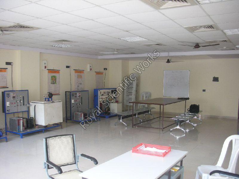 Laboratory Refrigeration & Air Conditioning Equipment