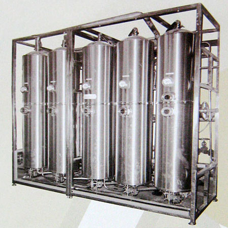 Distilled Water Treatment Plant