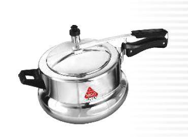 Matki Mirror Polished Pressure Cooker