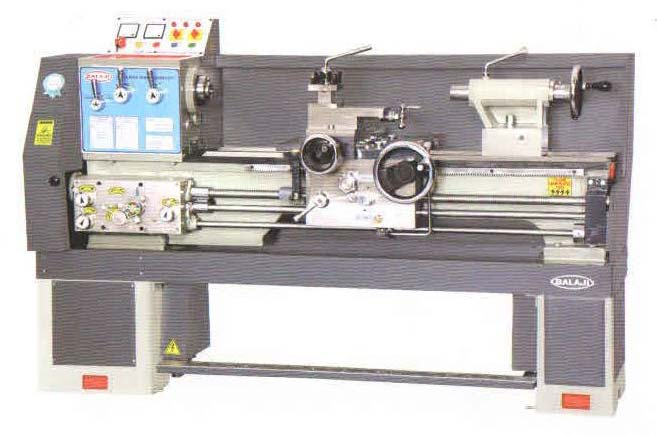 All Geared Lathe Machine (250)