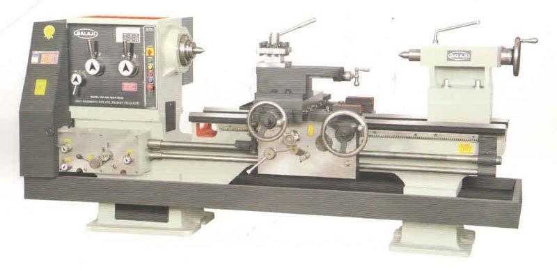 All Geared Lathe Machine (VGH 406-508)