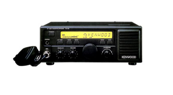 TK-80 Kenwood Vehicle Mobile Radio