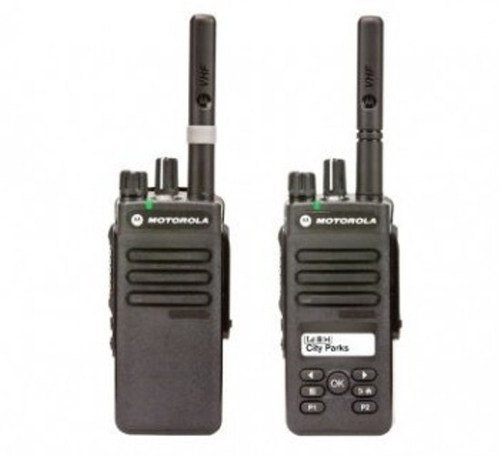 XiRP 6600 Motorola Digital Walkie Talkie