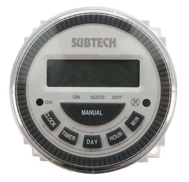 Programmable Digital Timer Switch 01