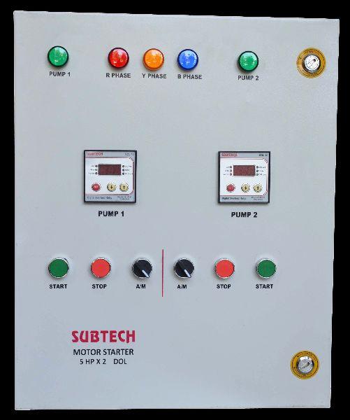 Sump Pump Control Panels