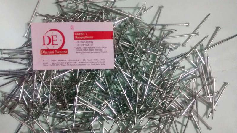 Zinc Plated Wire Nails