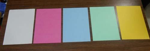 Manila Paper Boards