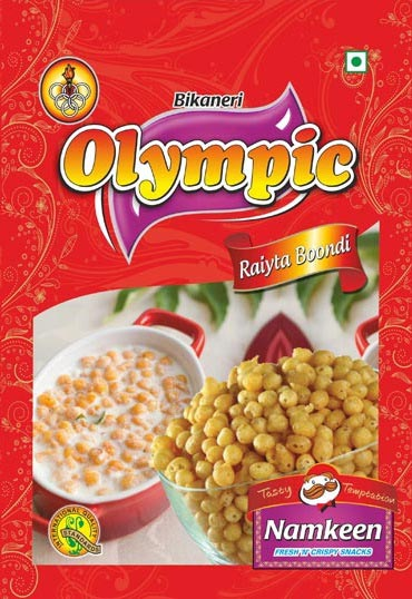 Olympic Raita Boondi