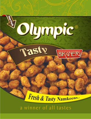 Olympic Tasty Namkeen