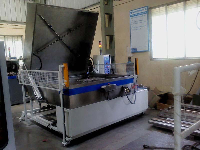 Rotary Table Washing Machine 03