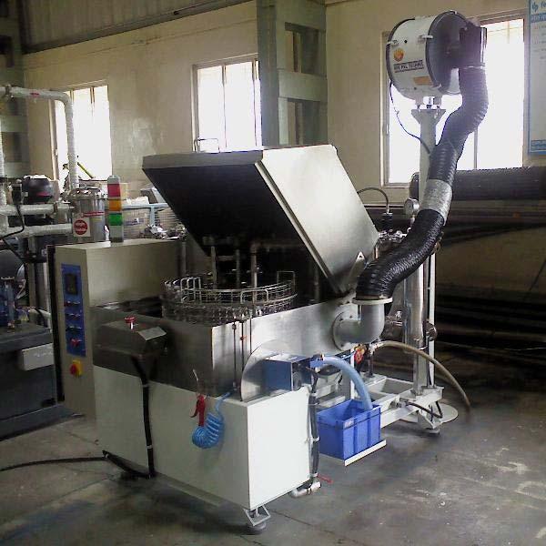 Rotary Table Washing Machine 06