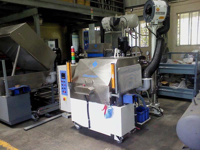 Rotary Table Washing Machine 07