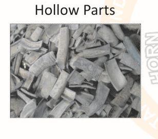 Buffalo Horn Tips & Hollow 04