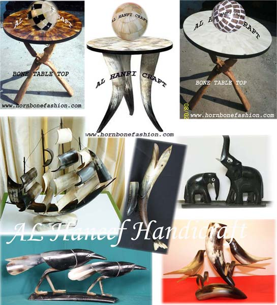 Horn Decorative Item 02