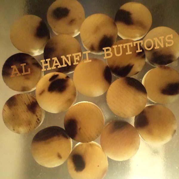 Ox Horn Blank Button 02