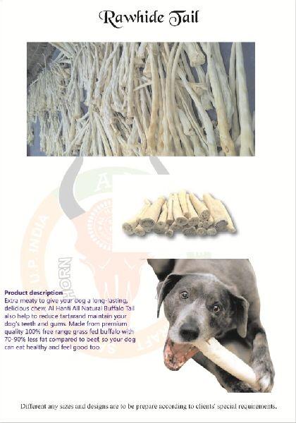 Dog Chew Ears & Tail 01