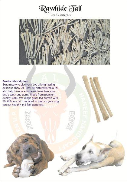 Dog Chew Ears & Tail 02