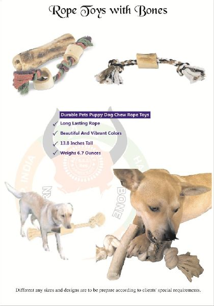 Dog Chew Rope Toy 02