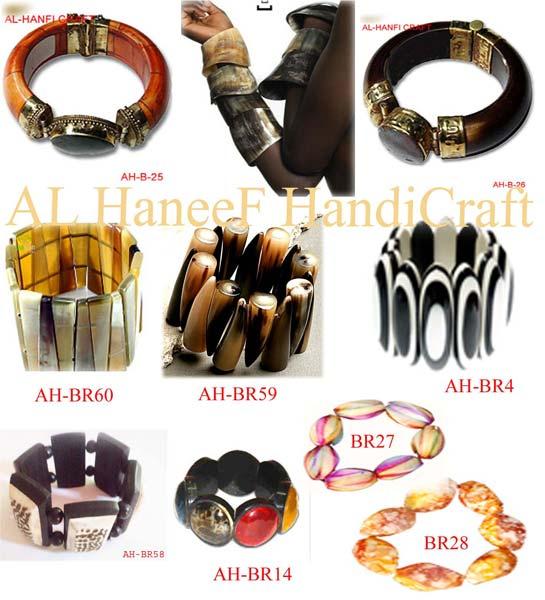 Horn & Bone Bracelets