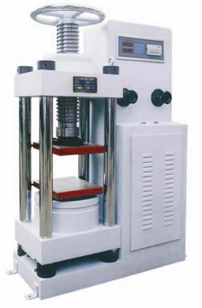 Brick Testing Machine
