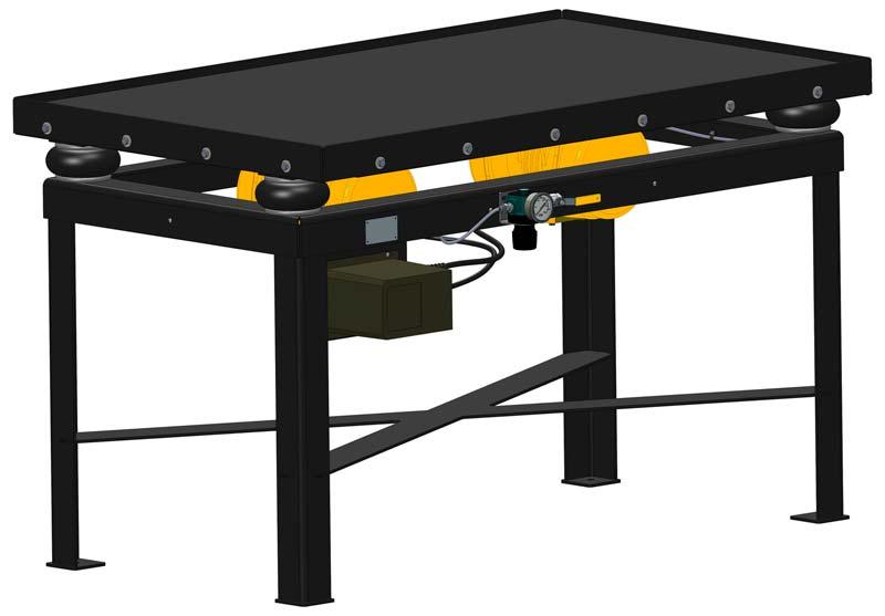 Vibrating Tables