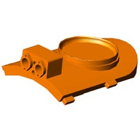 Copper Contact Clamps (2)