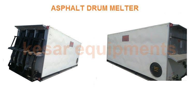 Bitumen Drum Decanter