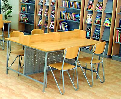 bci tables and clip table library products chairs