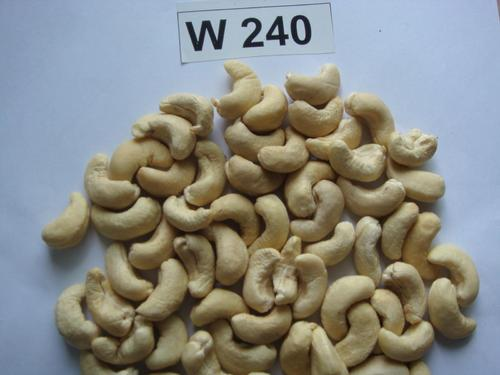 W-240 Whole Cashew Nuts