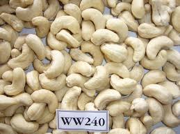 W-320 Whole Cashew Nuts