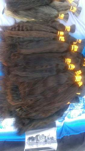 Indian Remy Wavy Bulk Hair