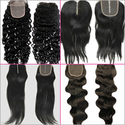 Lace Closure Hair Extensions