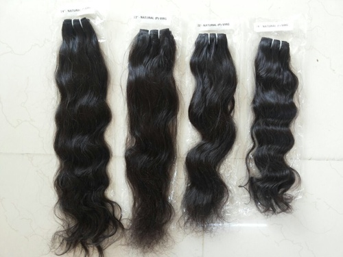Single Donor Virgin Weft Hair