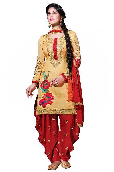 Designer Patiala Salwar Suit 02