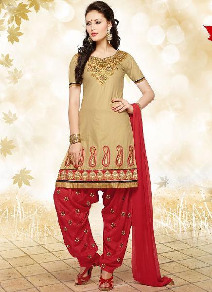 Printed Salwar Suit 02