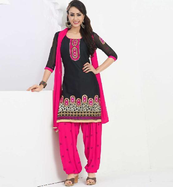 Printed Salwar Suit 04