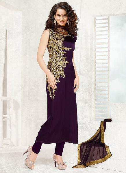 Silk Churidar Suits