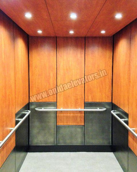High Rise Passenger Elevator