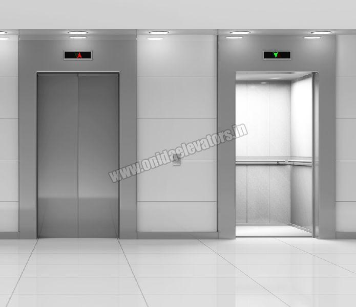 Traction Elevator