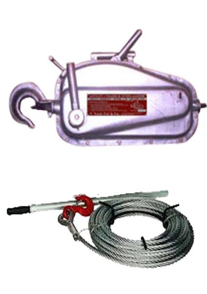 Pulling & Lifting Machine 02