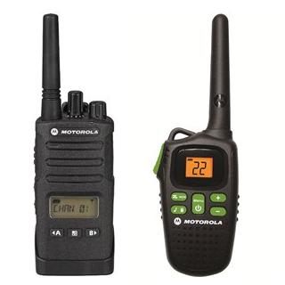 Motorola One Way Radio