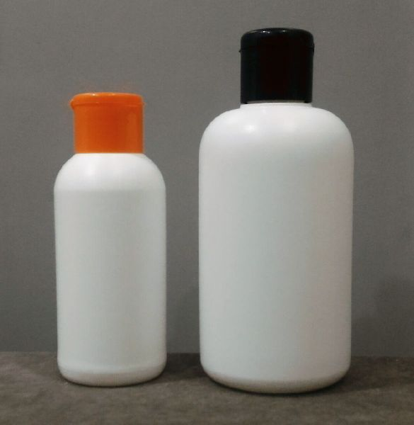 100 & 200ml HDPE Bottles