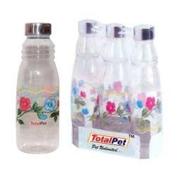 Metallic Cap Refrigerator Bottles