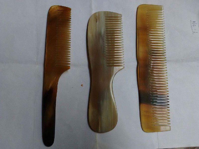 Horn Combs 01