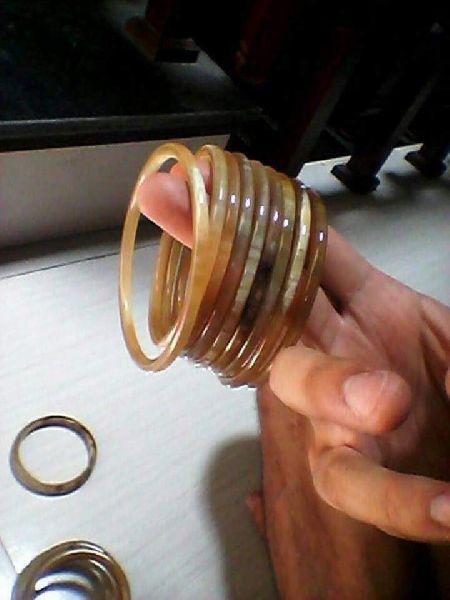 Horn Cufflinks 03