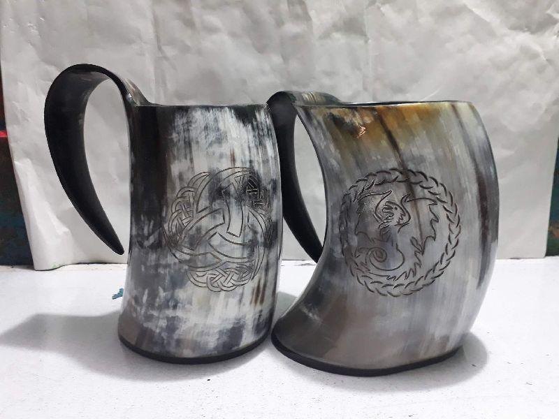 Horn Mug 04