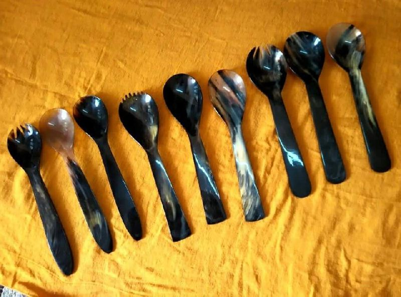 Horn Spoons 01
