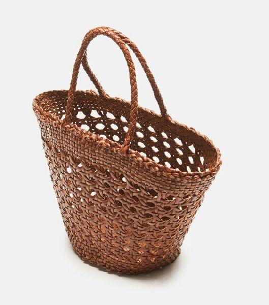 Bucket Dragon small Bag - Tan